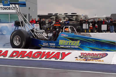 Auto Racing Collectibles Ontario  York on Drag Racing News Daily  Pmra Victoria Day Weekend Challenge At Toronto